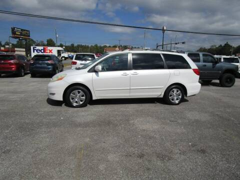 2006 Toyota Sienna for sale at Downtown Motors in Milton FL