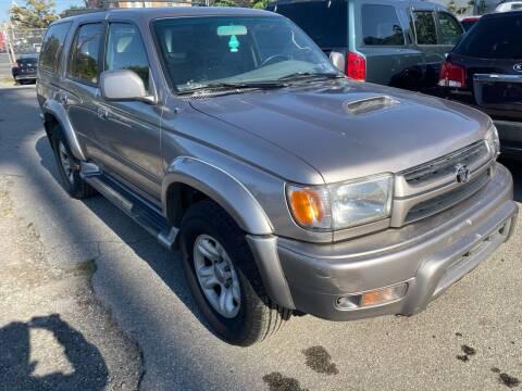 2002 Toyota 4Runner for sale at Philadelphia Public Auto Auction in Philadelphia PA