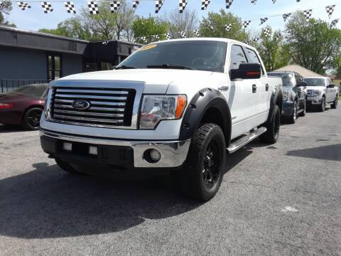 2011 Ford F-150 for sale at Dobbs Motor Company in Springdale AR