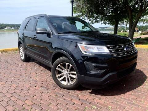 2017 Ford Explorer for sale at PUTNAM AUTO SALES INC in Marietta OH