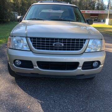 2005 Ford Explorer for sale at Carlyle Kelly in Jacksonville FL
