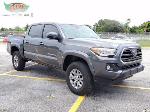 2018 Toyota Tacoma for sale at GATOR'S IMPORT SUPERSTORE in Melbourne FL