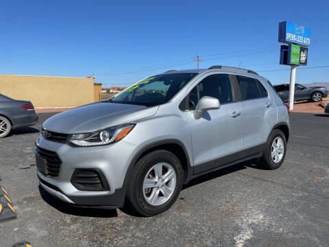 2017 Chevrolet Trax for sale at SPEND-LESS AUTO in Kingman AZ