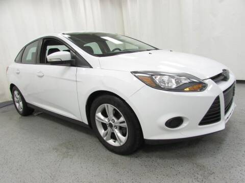 2014 Ford Focus for sale at MATTHEWS HARGREAVES CHEVROLET in Royal Oak MI