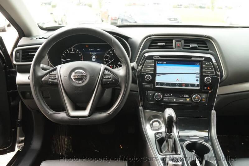 2016 Nissan Maxima 4dr Sedan 3.5 SL - Nashville TN