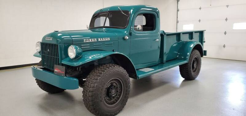 1948 Dodge Power Wagon for sale at 920 Automotive in Watertown WI