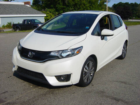2016 Honda Fit for sale at North South Motorcars in Seabrook NH