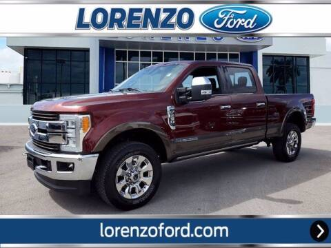 2017 Ford F-250 Super Duty for sale at Lorenzo Ford in Homestead FL