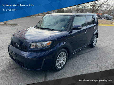 2008 Scion xB for sale at Dreams Auto Group LLC in Sterling VA