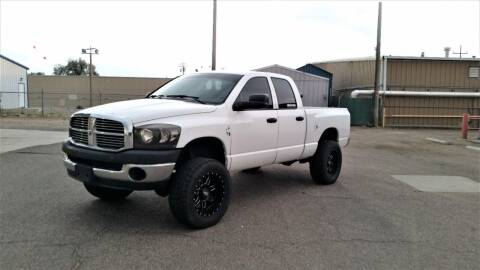 2006 Dodge Ram Pickup 2500 for sale at KHAN'S AUTO LLC in Worland WY