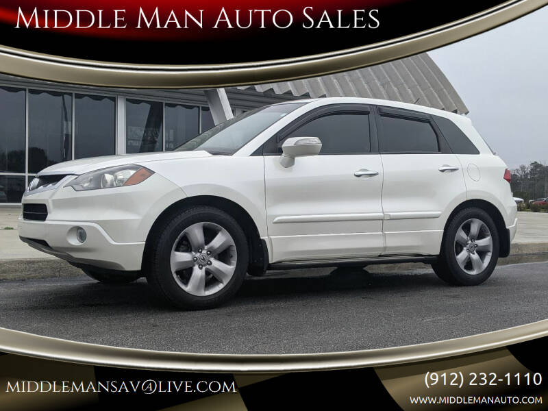 2007 Acura RDX for sale at Middle Man Auto Sales in Savannah GA