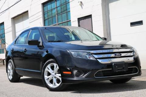 2012 Ford Fusion for sale at JT AUTO in Parma OH