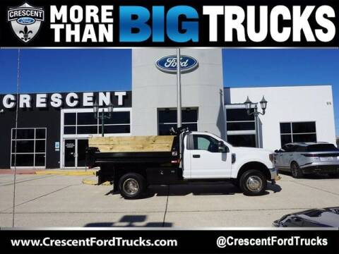 2019 Ford F-350 Super Duty for sale at Crescent Ford in Harahan LA