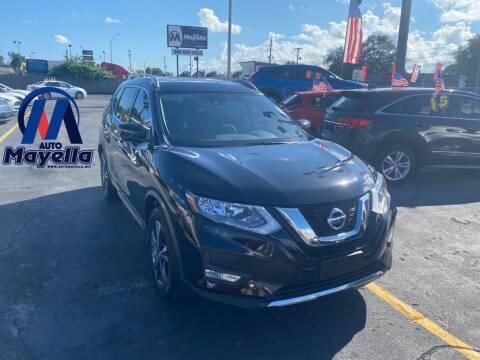 2017 Nissan Rogue for sale at Auto Mayella in Miami FL