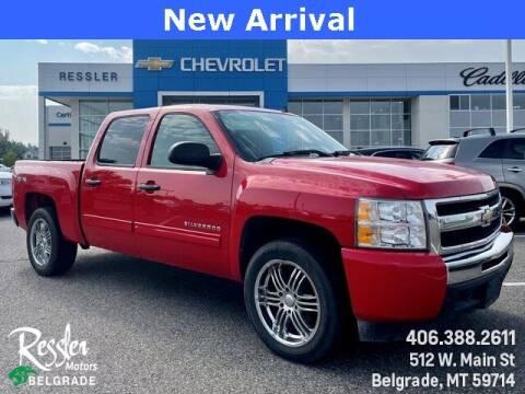 2011 Chevrolet Silverado 1500 Hybrid for sale at Danhof Motors in Manhattan MT