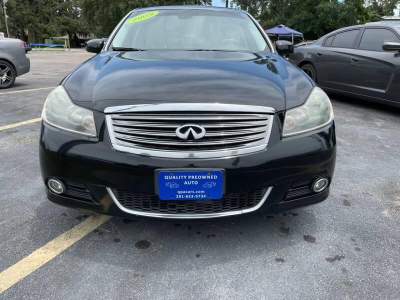 2009 Infiniti M35 for sale in Houston, TX