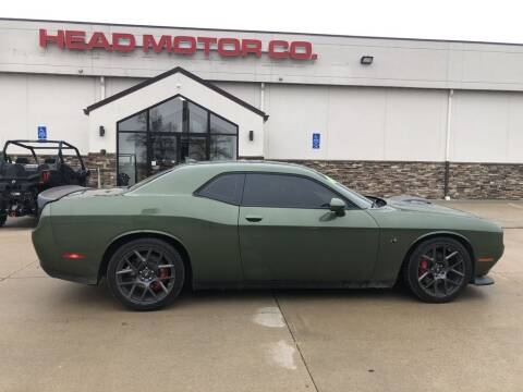 2019 Dodge Challenger for sale at Head Motor Company - Head Indian Motorcycle in Columbia MO