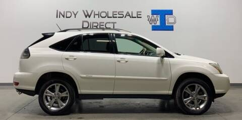 2007 Lexus RX 400h for sale at Indy Wholesale Direct in Carmel IN