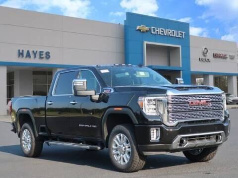 2022 GMC Sierra 2500HD for sale at HAYES CHEVROLET Buick GMC Cadillac Inc in Alto GA