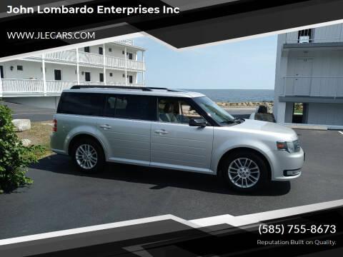 2014 Ford Flex for sale at John Lombardo Enterprises Inc in Rochester NY