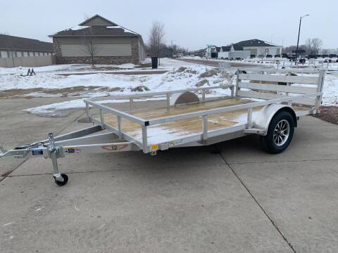 2021 H&H RSA 82x12 #8765 for sale at Prairie Wind Trailers, LLC in Harrisburg SD
