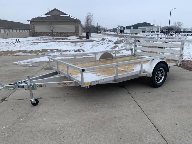 2021 H&H RSA 82x12 #8765 for sale at Prairie Wind Trailers, LLC in Harrisburg SD