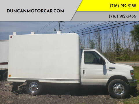 2011 Ford E-Series Chassis for sale at DuncanMotorcar.com in Buffalo NY