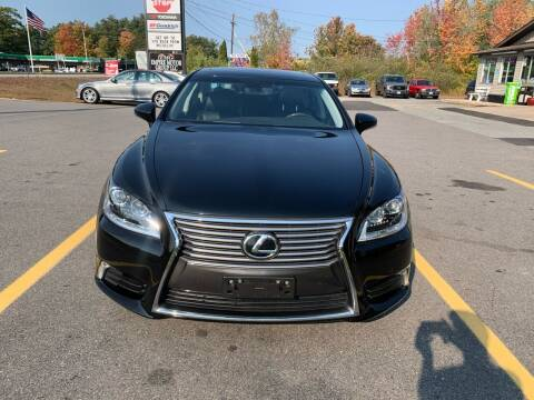 2016 Lexus LS 460 for sale at Empire Motor Group LLC in Plaistow NH