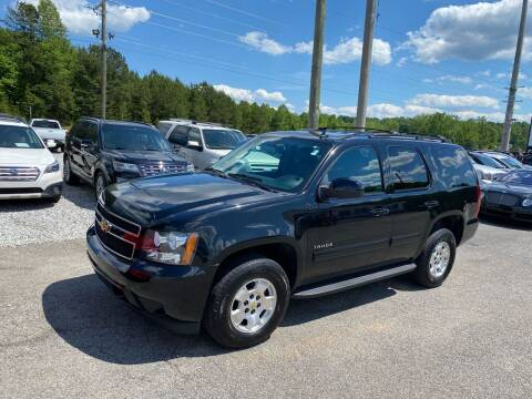 2013 Chevrolet Tahoe for sale at Billy Ballew Motorsports in Dawsonville GA