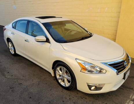 2013 Nissan Altima for sale at Cars To Go in Sacramento CA