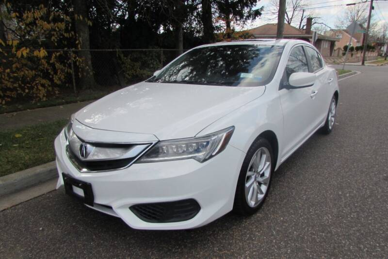2016 Acura ILX for sale at First Choice Automobile in Uniondale NY