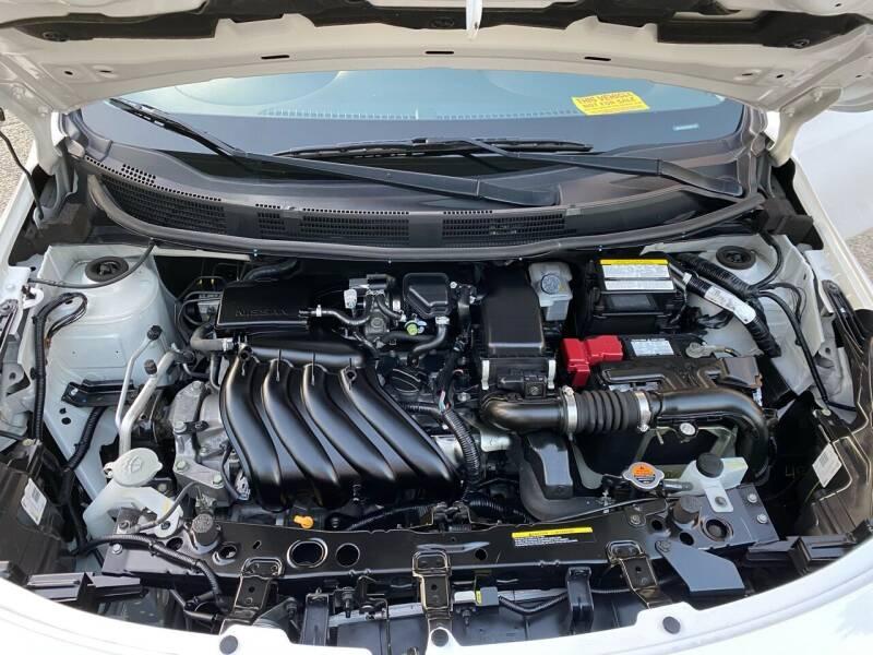 2016 Nissan Versa 1.6 S 4dr Sedan 5M - Van Nuys CA