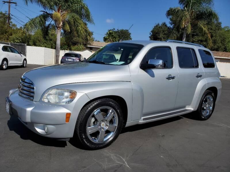 2011 Chevrolet HHR LT 4dr Wagon w/2LT - Escondido CA