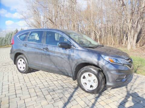 2016 Honda CR-V for sale at Marsh Automotive in Ruffs Dale PA