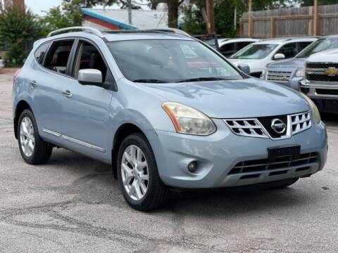 2012 Nissan Rogue for sale at AWESOME CARS LLC in Austin TX