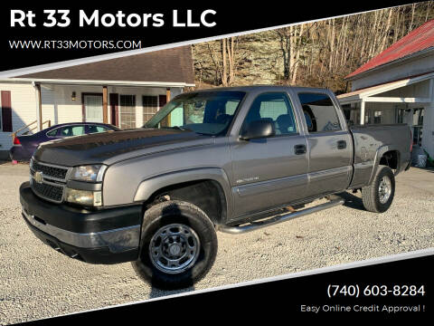 2006 Chevrolet Silverado 2500HD for sale at Rt 33 Motors LLC in Rockbridge OH