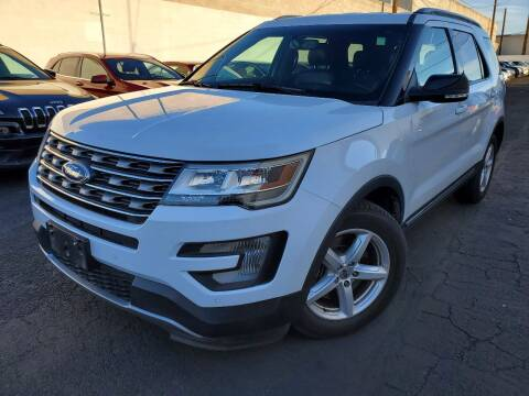2016 Ford Explorer for sale at Auto Center Of Las Vegas in Las Vegas NV
