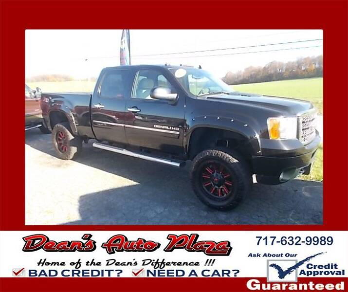 2014 GMC Sierra 2500HD for sale at Dean's Auto Plaza in Hanover PA