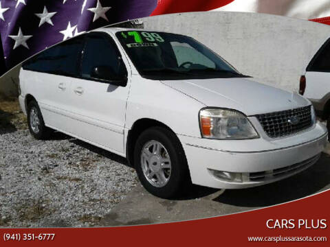 2005 Ford Freestar for sale at Cars Plus in Sarasota FL