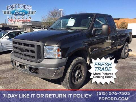 2005 Ford F-350 Super Duty for sale at Fort Dodge Ford Lincoln Toyota in Fort Dodge IA