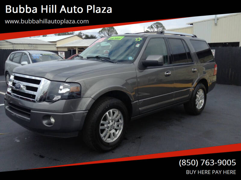 2012 Ford Expedition for sale at Bubba Hill Auto Plaza in Panama City FL
