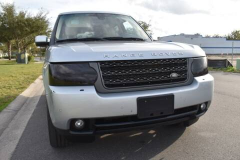 2011 Land Rover Range Rover for sale at Monaco Motor Group in Orlando FL