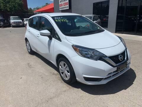 2017 Nissan Versa Note for sale at Legend Auto Sales in El Paso TX