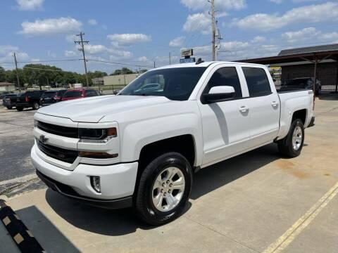 2018 Chevrolet Silverado 1500 for sale at Kansas Auto Sales in Wichita KS