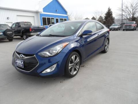 2013 Hyundai Elantra Coupe for sale at America Auto Inc in South Sioux City NE