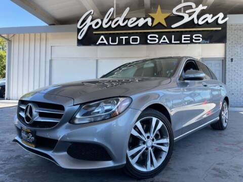 2015 Mercedes-Benz C-Class for sale at Golden Star Auto Sales in Sacramento CA