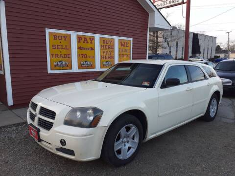 2005 Dodge Magnum for sale at Mack's Autoworld in Toledo OH