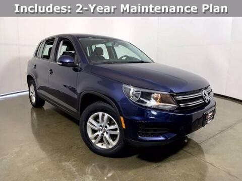 2013 Volkswagen Tiguan for sale at Smart Motors in Madison WI