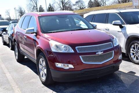 2011 Chevrolet Traverse for sale at BOB ROHRMAN FORT WAYNE TOYOTA in Fort Wayne IN