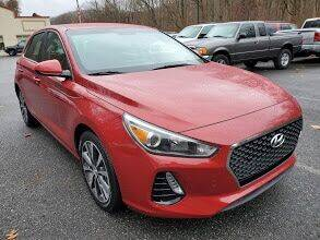 2019 Hyundai Elantra GT for sale at Ramsey Corp. in West Milford NJ